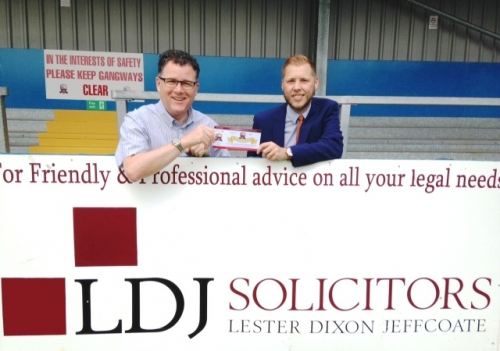 LDJ Pledge their Support to the Boro