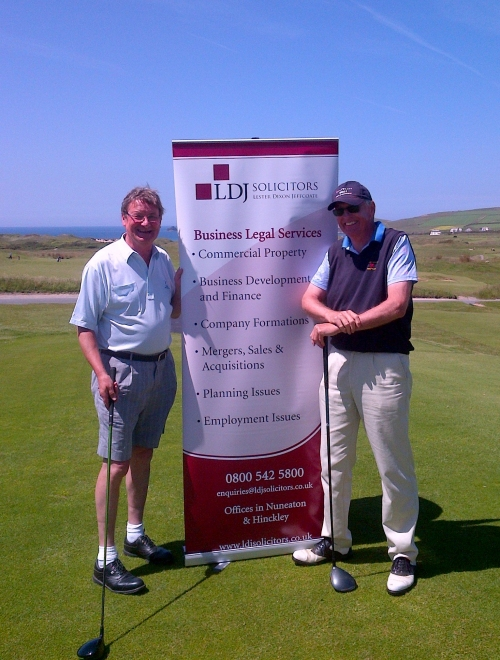 The Law Society Quadrangular Golf Match